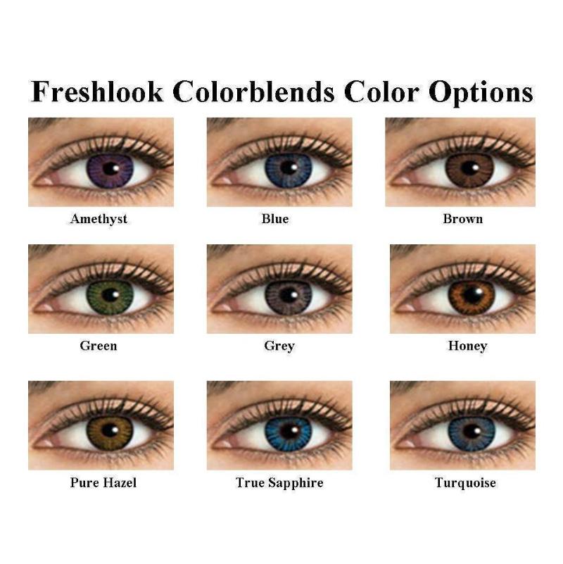 fd9c3994b4d3d FreshLook Colorblends 2 pack