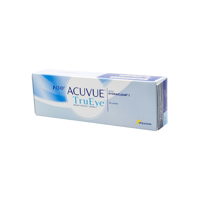 1 day acuvue trueye 30 pack classic eyes. Black Bedroom Furniture Sets. Home Design Ideas